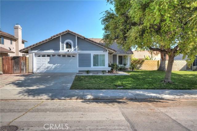 Single Family Home for Sale at 4769 Cristy Avenue San Bernardino, California 92407 United States