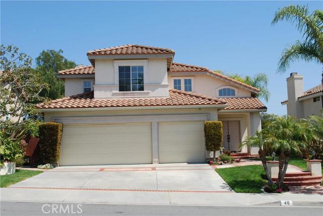 Single Family Home for Rent at 40 Via Tronido St Rancho Santa Margarita, California 92688 United States