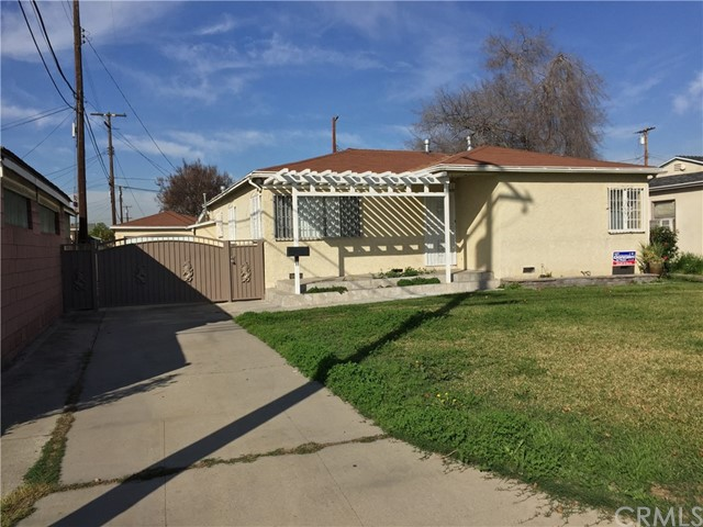 Single Family Home for Sale at 1729 Doreen Avenue South El Monte, California 91733 United States
