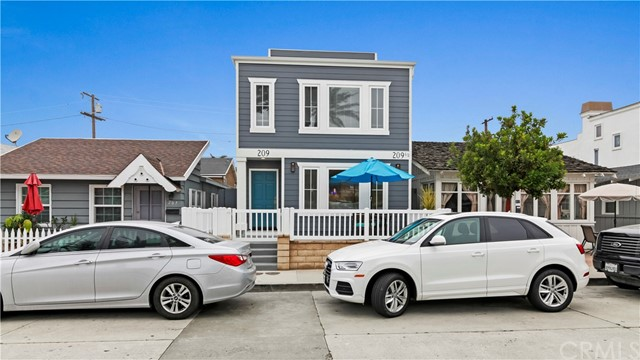 209 38th Street A, Newport Beach, CA 92663