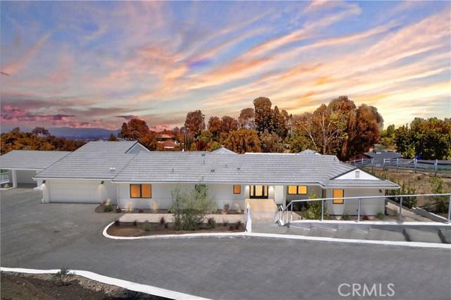 1 Chuckwagon Road  Rolling Hills CA 90274
