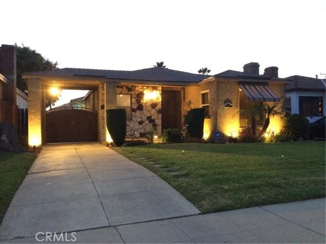 8913 S Wilton Place, Los Angeles, CA 90047
