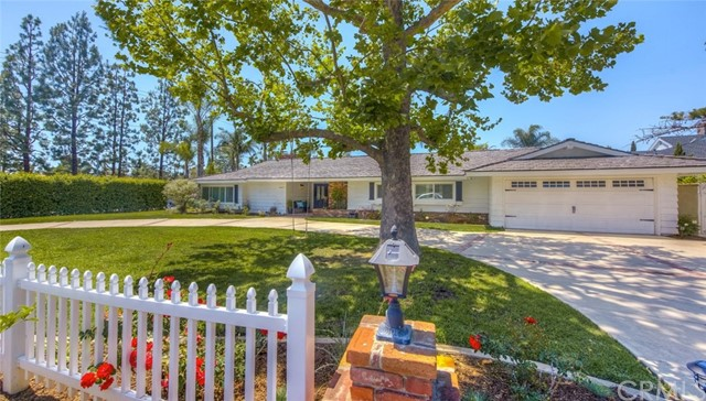 Single Family Home for Sale at 12471 Ranchview Drive North Tustin, California 92705 United States