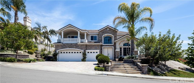 Single Family Home for Sale at 17290 Blue Spruce Yorba Linda, California 92886 United States