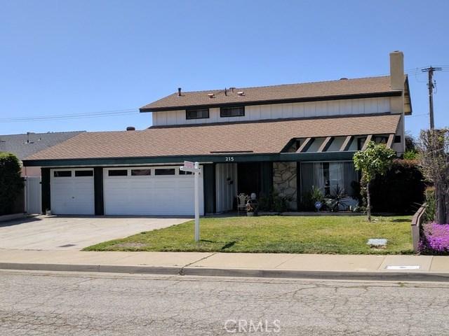 215 N Stephora Avenue, Covina, CA 91724
