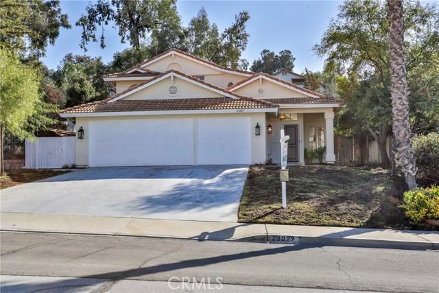 23927 Creekwood Drive, Moreno Valley, California