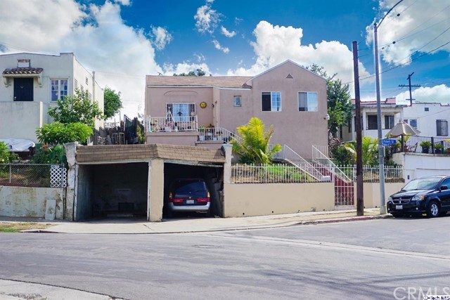 1040 N Fickett Street Los Angeles, CA 90033 - MLS #: 317006159