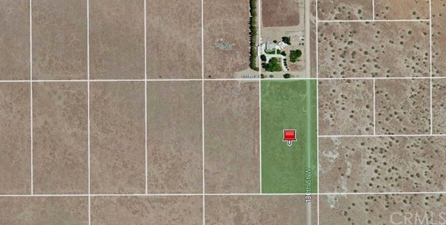 Land for Sale at 130 130th W Rosamond, California United States
