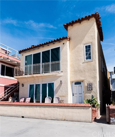 Single Family Home for Sale at 230 The Strand Hermosa Beach, California 90254 United States