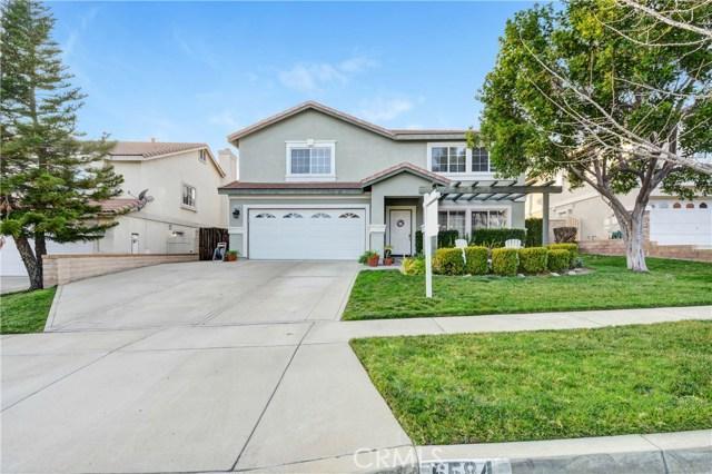6584 Vianza Place, Rancho Cucamonga, California
