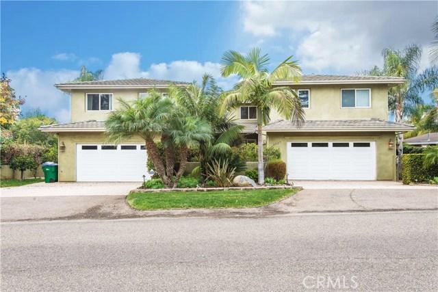 Single Family Home for Sale at 2827 Elmwood Street 2827 Elmwood Street Carlsbad, California 92008 United States