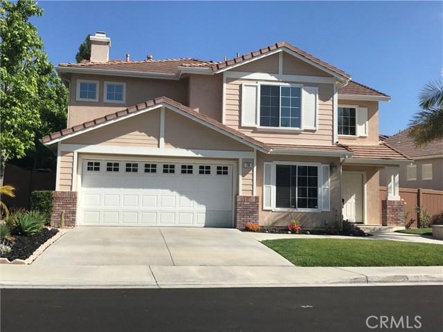 Single Family Home for Rent at 19 Bronco Street Rancho Santa Margarita, California 92679 United States