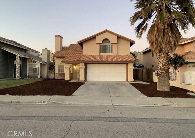 17080 Micallef Street, Fontana, California
