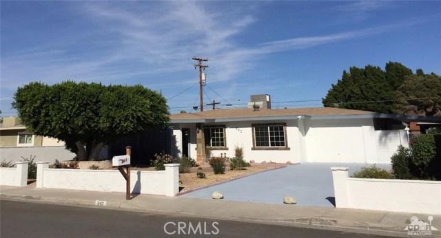 Single Family Home for Sale at 942 Paseo Dorotea 942 Paseo Dorotea Palm Springs, California 92264 United States