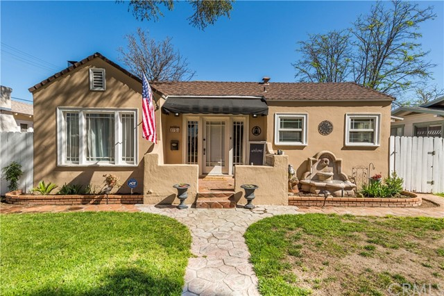 Single Family Home for Sale at 3751 Linwood Place Riverside, California 92506 United States