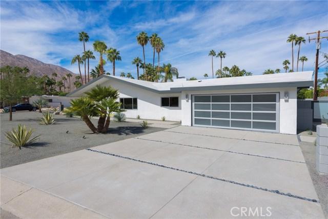 1166 S Sagebrush Road Palm Springs, CA 92264 - MLS #: IG18062137