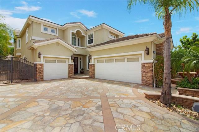 3718 San Rafael Lane, Yorba Linda, California