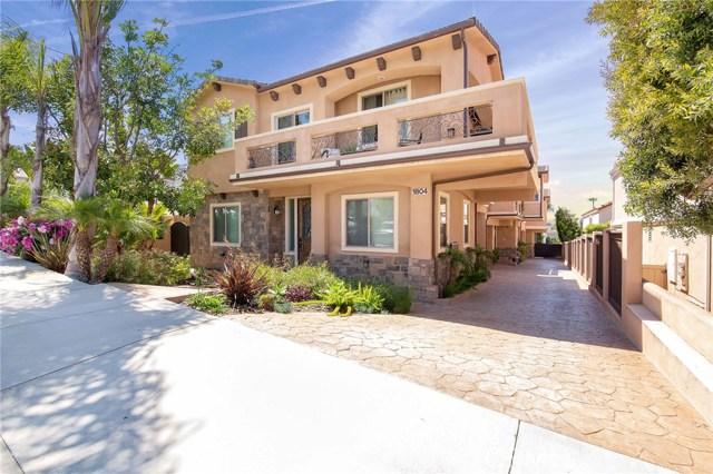 1804 Vanderbilt B Redondo Beach CA 90278