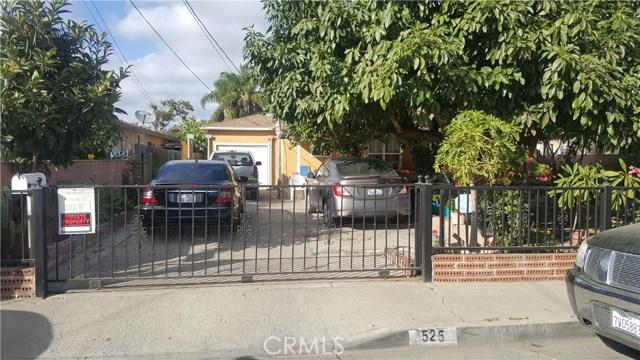 525 Adams Street, Santa Ana, CA, 92707