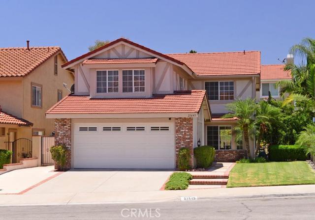 Single Family Home for Sale at 21645 Via Pepita St Yorba Linda, California 92886 United States