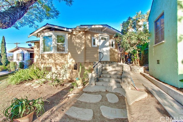 Single Family Home for Sale at 2441 Arthur Street Glassell Park, California 90065 United States