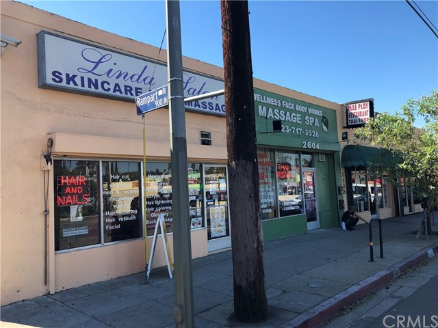 Retail for Sale at 2600 W Sunset Boulevard 2600 W Sunset Boulevard Los Angeles, California 90026 United States