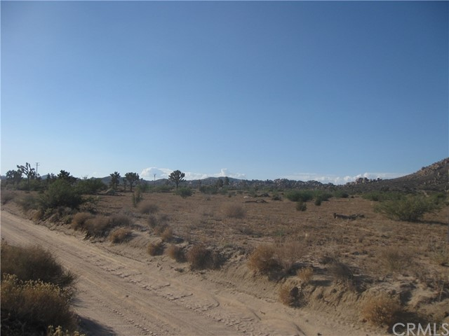 Single Family for Sale at 0 Gamma Gulch Road Pioneertown, California 92268 United States