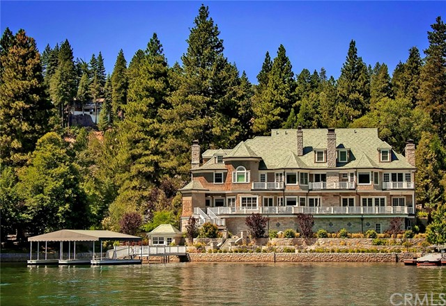 Single Family Home for Sale at 175 Shorewood Drive Lake Arrowhead, California 92352 United States