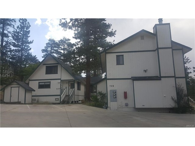 706 Paine Road, Big Bear, CA, 92315