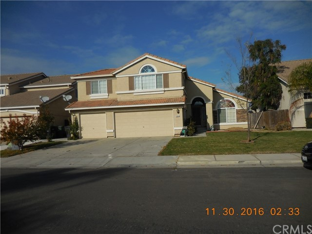 Single Family Home for Sale at 2663 Claret Circle Livingston, California 95334 United States