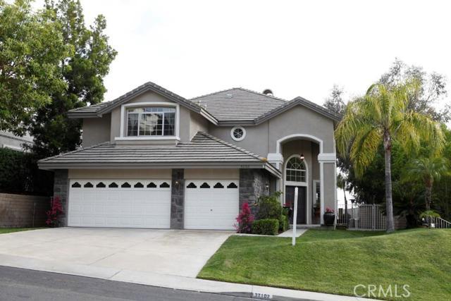 Single Family Home for Sale at 32102 Rancho Cielo St Rancho Santa Margarita, California 92679 United States