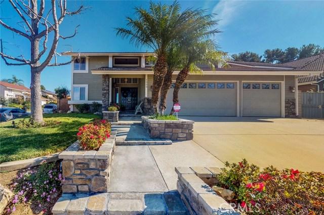 1099 S Burlwood Drive, Anaheim Hills, California