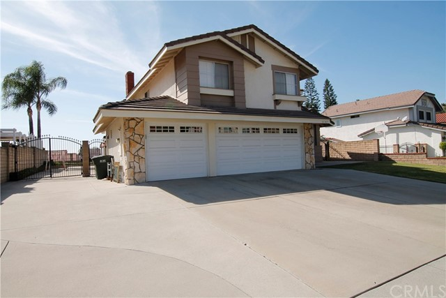 957  Chaparral Drive, Walnut, California