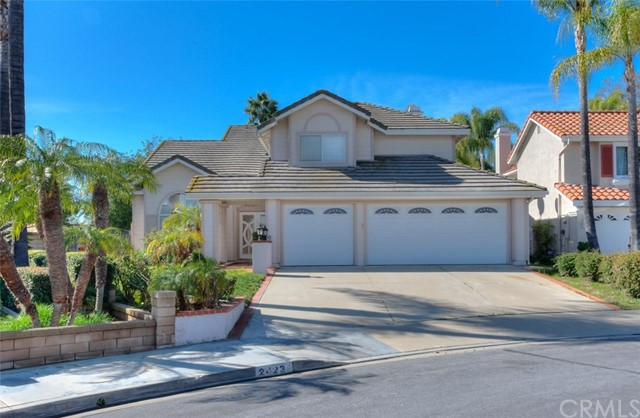 2423   Olympic View Drive , CHINO HILLS
