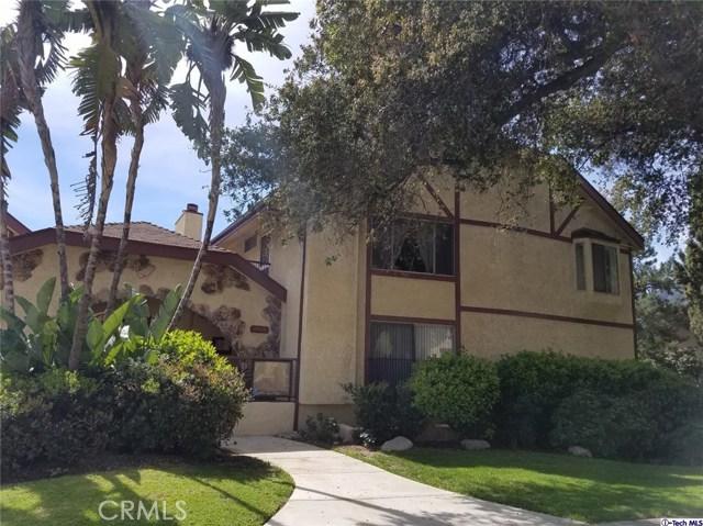 Condominium for Sale at 2850 Montrose Avenue Glendale, California 91214 United States