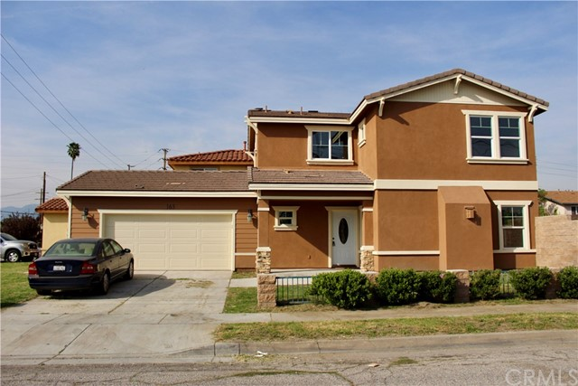 Single Family Home for Sale at 163 Allen Street N San Bernardino, California 92408 United States
