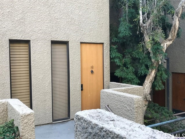 484 E California Boulev 16 , CA 91106 is listed for sale as MLS Listing 318000175