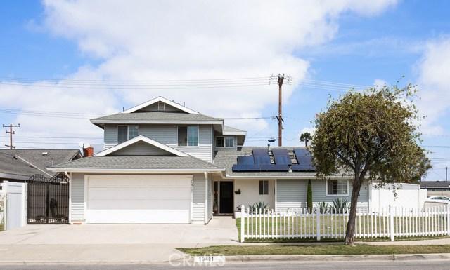 10401  Monitor Drive, Huntington Beach, California