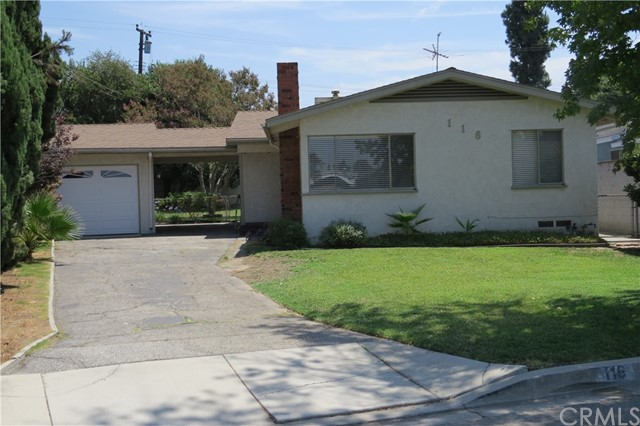 116 N Wildwood Avenue, Glendora, CA 91741