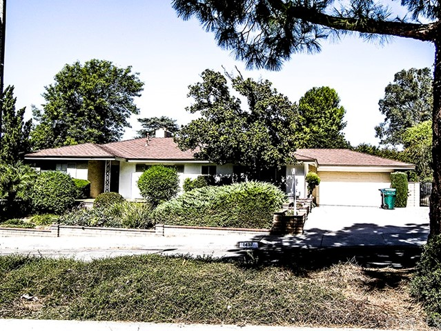 Single Family Home for Rent at 1497 Ransom Road Riverside, California 92506 United States