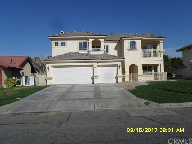 Single Family Home for Sale at 27698 Silver Lakes Helendale, California 92342 United States