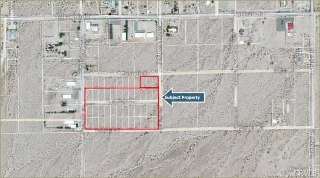 0 Boling Road, 29 Palms, CA, 92277