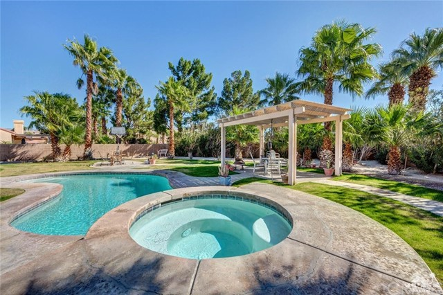 Single Family Home for Sale at 27988 Valencia Street 27988 Valencia Street Cathedral City, California 92234 United States