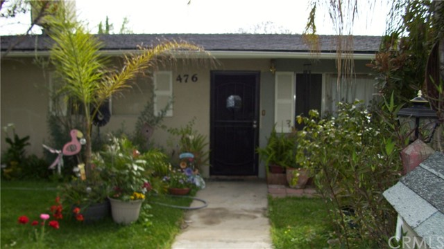 Single Family Home for Sale at 476 Lemona Street Woodlake, California 93286 United States