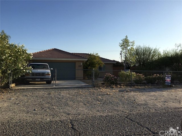 Single Family Home for Sale at 1364 Carpenteria Avenue Salton City, California 92274 United States