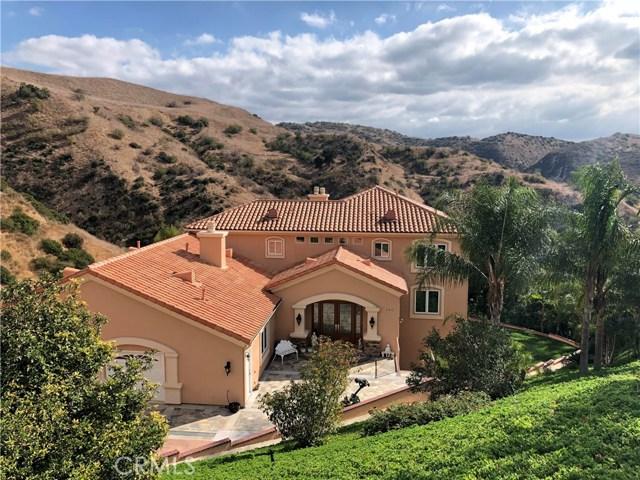 独户住宅 为 销售 在 340 Olinda Drive Brea, 加利福尼亚州 92823 美国