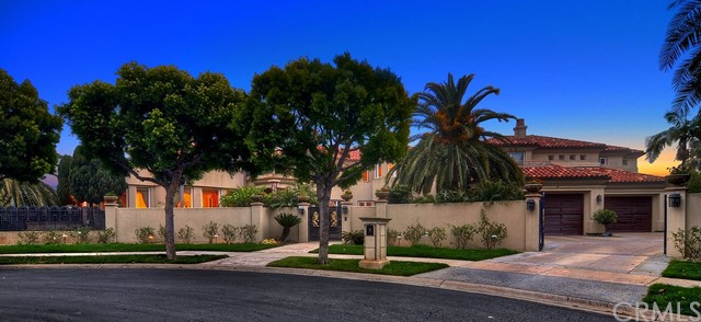 Single Family Home for Sale at 1 Gallery Place Newport Coast, California 92657 United States