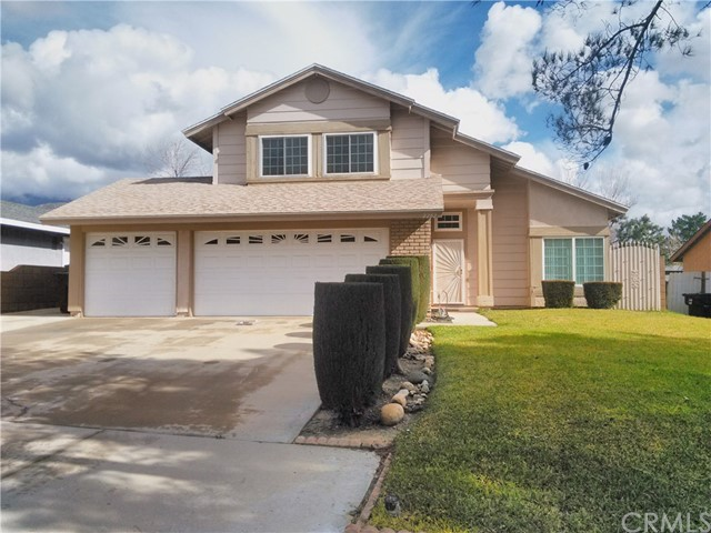 Single Family Home for Sale at 2282 Stanford Street San Bernardino, California 92407 United States