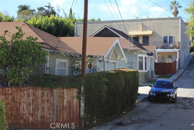Single Family for Sale at 830 Edgeware Road E Los Angeles, California 90026 United States