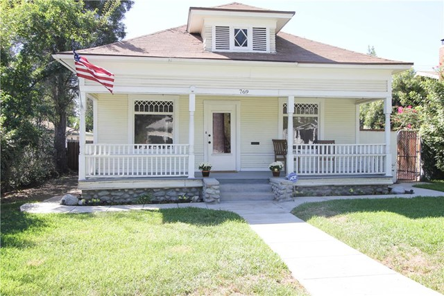 769 N 1st Avenue Upland Ca 91786 Dilbeck Real Estate